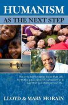 Paperback Humanism As the Next Step Book