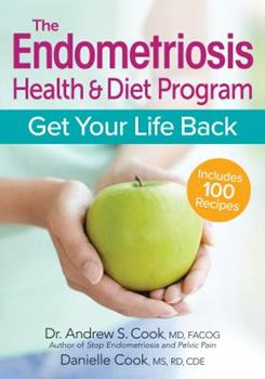 Paperback The Endometriosis Health and Diet Program: Get Your Life Back Book