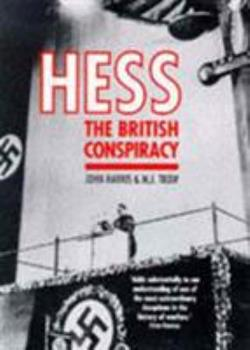 Hess: The British Conspiracy 0233994068 Book Cover