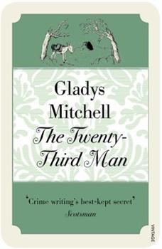 The Twenty-third Man 0099563274 Book Cover