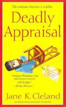 Deadly Appraisal 0312373333 Book Cover