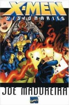 X-Men Visionaries: Joe Madureira - Book  of the Uncanny X-Men 1963-2011