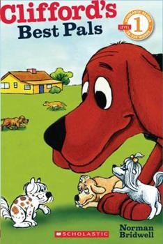 Clifford's Best Pals - Book  of the Clifford the Big Red Dog