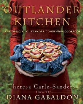 Hardcover Outlander Kitchen : The Official Outlander Companion Cookbook Book