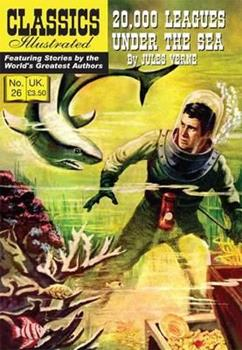 Paperback 20,000 Leagues Under the Sea Book