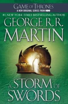 Paperback A Storm of Swords: A Song of Ice and Fire: Book Three Book