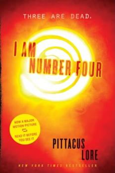 I Am Number Four 0061969559 Book Cover