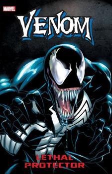 Paperback Venom: Lethal Protector Book