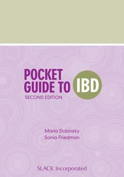 Pocket Guide to IBD 1556429916 Book Cover