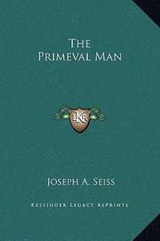 Hardcover The Primeval Man Book