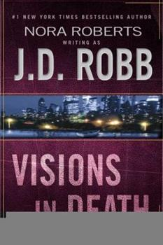 Hardcover Visions in Death Book