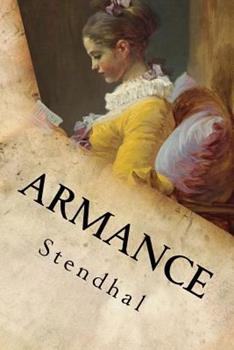 Armance 1542982480 Book Cover