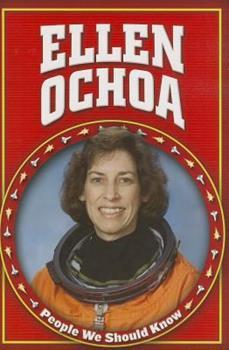 Paperback Ellen Ochoa (People We Should Know) Book