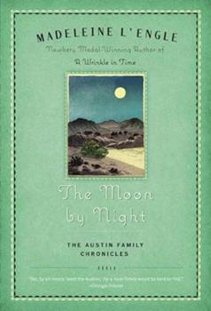 The Moon by Night (Austin Family, Book 2) 0440957761 Book Cover