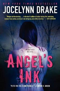 Angel's Ink 0062117858 Book Cover