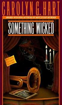 Something Wicked 0553272225 Book Cover