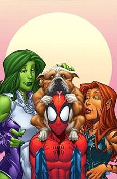 Marvel Adventures Spider-Man & The Avengers - Book  of the Marvel Adventures