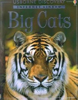 Paperback Big Cats: Internet Linked (Discovery Program) Book