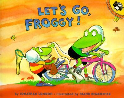Let's Go, Froggy! - Book  of the Froggy