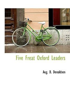 Paperback Five Freat Oxford Leaders Book