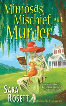 Mimosas, Mischief, and Murder 0758226853 Book Cover