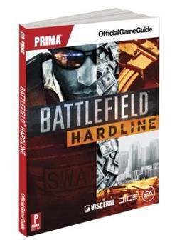 Paperback Battlefield Hardline: Prima Official Game Guide Book
