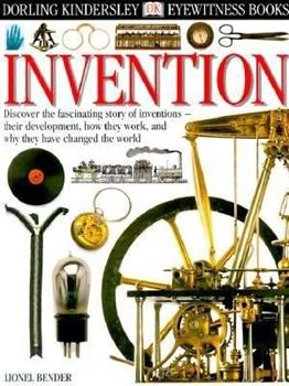 Invention (DK Eyewitness Books) 0679807829 Book Cover