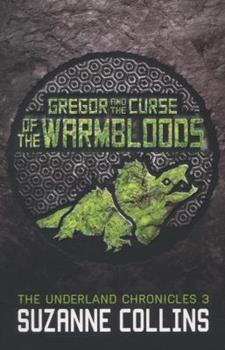 Paperback Gregor and the Curse of the Warmbloods Book