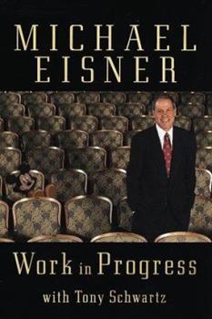 Hardcover Work in Progress Book