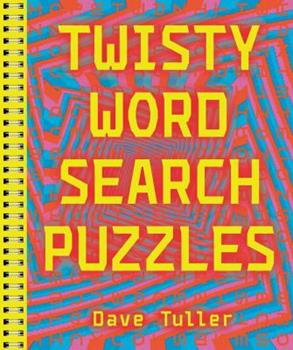 Twisty Word Search Puzzles 1454930152 Book Cover