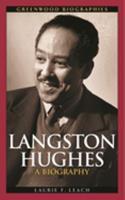 Hardcover Langston Hughes: A Biography Book