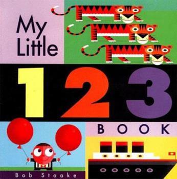 Board book My Little 123 Book