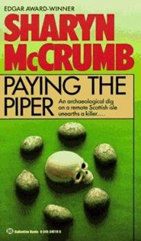 Paying the Piper 0345345185 Book Cover