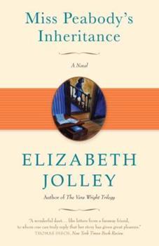 Miss Peabody's Inheritance 014008858X Book Cover