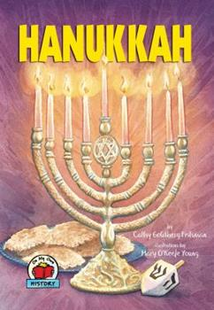 Hanukkah - Book  of the On My Own ~ Holidays