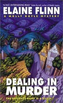 Dealing in Murder 0060545798 Book Cover