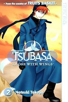 Tsubasa: Those with Wings, Omnibus 2 - Book  of the Tsubasa: Those with Wings