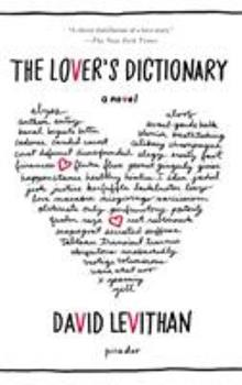 The Lover's Dictionary 0374193681 Book Cover