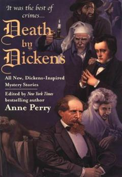 Death By Dickens 0425194205 Book Cover