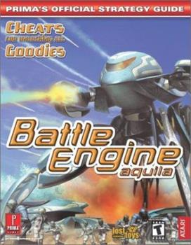 Paperback Battle Engine Aquila (Prima's Official Strategy Guide) Book