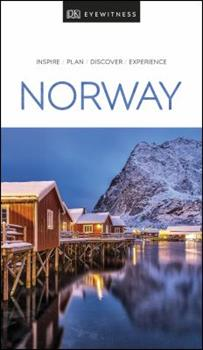 Norway (Eyewitness Travel Guides) 0756661463 Book Cover