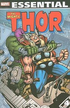 Essential Thor, Vol. 4 (Marvel Essentials) - Book  of the Essential Marvel