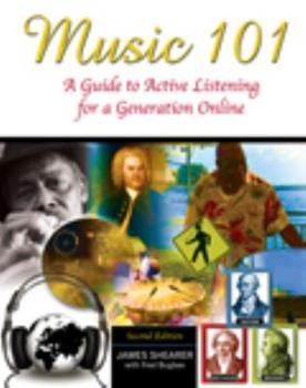 Misc. Supplies Music 101: A Guide to Active Listening for a Generation Online Book