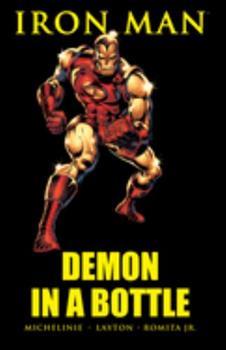 Iron Man: Demon in a Bottle - Book #24 of the Biblioteca Marvel: Iron Man - El Hombre de Hierro