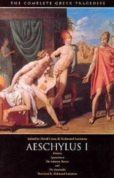 Paperback Complete Greek Tragedies: Aeschylus I Book