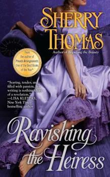 Ravishing the Heiress - Book #2 of the Fitzhugh Trilogy