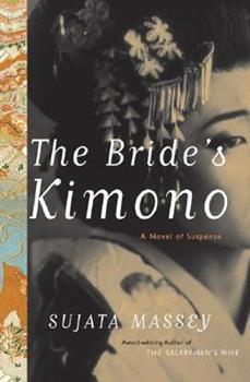 The Bride's Kimono 0060199334 Book Cover