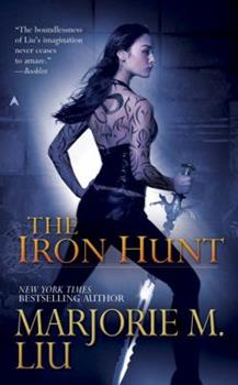 The Iron Hunt 0441016065 Book Cover