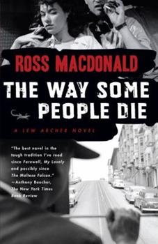The Way Some People Die 0446359025 Book Cover