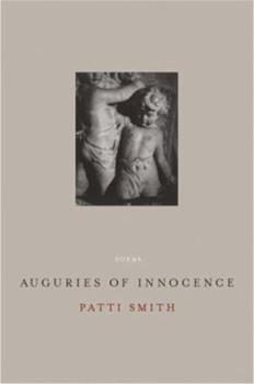 Auguries of Innocence: Poems 0060832673 Book Cover